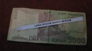 LIMA PULUH RATUS RUPIAH
